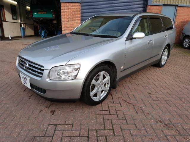 Nissan Stagea 2.5 Stagea 250T RX Four Estate Petrol Silver