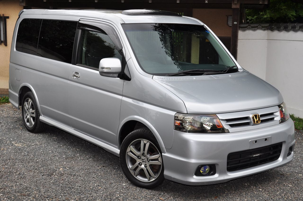 2003 Honda Stepwagon