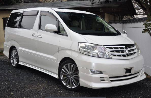 Toyota Alphard's for Sale