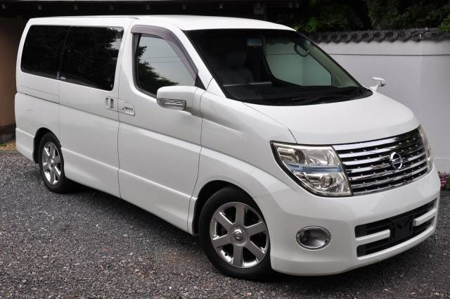 Nissan Elgrand's for Sale